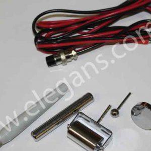 Galvanic Parts & Acc